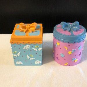 Trinket Box (Set of 2)